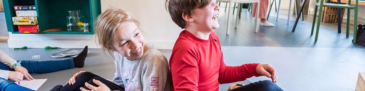 Børnehøjskole, foto: Aarhus Børnehøjskole